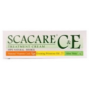 Scacare Treatment Cream 100% Natural-Source Aloe Vera 35G.
