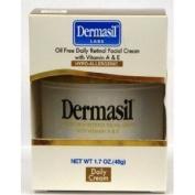 Dermasil Oil Free Daily Retinol Facial Cream With Vitamin A & E 50ml