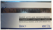 K LABORATORIES DAILY ANTI AGE moisturiser VITAMIN K CLARIFYING COMPLEX 50ml