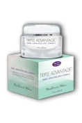 Life-flo Skin Care Triple Advantage Cream with DMAE Alpha Lipoic Acid and Vitamin C 50ml 50ml 222450