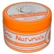 Spa Naturals, Refreshing Moisturiser, Orange Ginger, 90ml