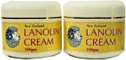 Pure and Simple New Zealand Lanolin Cream - Set of Two