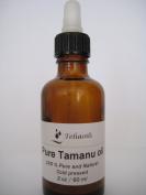 Tamanu Oil (Foraha) 100% Pure - Cold Pressed - 2 Oz / 60 Ml - Acne Scars, Stretch Mark, Eczema Treatment
