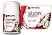 RedRedWine Resveratrol Face Cream - 45ml - Cream