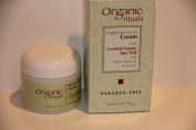 Organic Rituals Nightime Facial Cream with Certified Organic Soy Oil