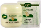 Jean Charles Australian Lanolin Night Cream with Royal Jelly