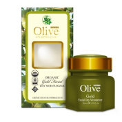 Certified Organic Olive Essence Gold Facial Day Moisturiser, 50ml
