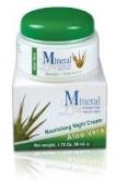 Mineral Line - Aloe Vera - Nourishing Intensive, NIGHT Cream, 50 ml / 1.75 oz