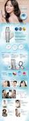 Korean Cosmetics VOV Moisture (Suboon) Essence BB Cream (spf 30, pa++) 50ml