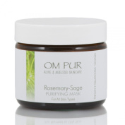 Om Pur Rosemary-Sage Purifying Fask Mask