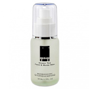 Gingi Green Tea Face & Body Mist Rejuvenating Cellular Revitalising System (Normal Skin Type) 1.7 fl. Oz. 50 ml.
