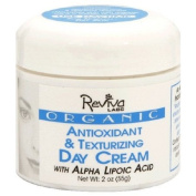 Reviva Labs 0318113 Organic Day Cream Antioxidant and Texturizing - 2 oz