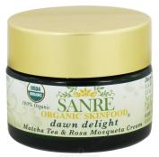 Dawn Delight - 100% USDA Organic - Matcha Green Tea & Rosa Mosqueta Cream - For All Skin Types