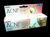 Isme Acne Spots Cream with Aloe Vera, Tea Tree Oil & Vitamin B6 Best Product From Thailand