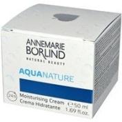 AnneMarie Borlind, Aqua Nature, 24h Moisturising Cream, 1.69 fl oz