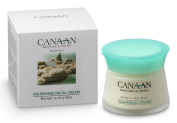 CANAAN Minerals & Herbs Dead Sea Nourishing Facial Cream - Normal to Oily Skin - 50ml