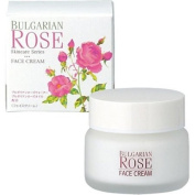 Tree of life Bulgarian Rose Face Cream 50g