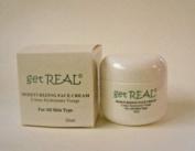 Get Real Moisturising Face Cream - 100% Natural - 50 Ml