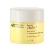 Oriental Princess Richly Vitamin E Absolute Nourishing Moisturising Cream 50 G. Best Product From Thailand