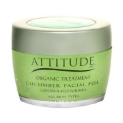 "Attitudeline Organic Cucumber Facial Peel+ ITAY 3 Stack Shimmers in ""Caribbean Samba"""