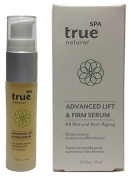 Advanced Lift & Firm Serum True Natural Spa 15ml Liquid