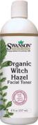 Natural Organic Witch Hazel Facial Toner 8.5 fl oz (250 ml) Liquid