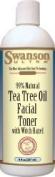 Tea Tree Oil Facial Toner 8 oz (237 ml) Liquid