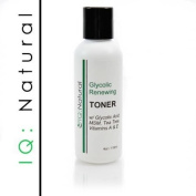 IQ Natural Ultra Glycolic Acid Renewing Facial Astringent Toner