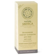 "Natura Siberica Active Organics Face Lifting - Serum ""Anti-Age"" With Cladonia Nivalis, Active Organics Wild Herbs And Flowers 30 Ml"