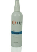 Cleure Sensitive Skin Toner, Hypoallergenic, Alcohol Free, For All Skin Types 8 fl oz.