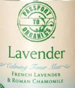 Organic Lavender Toner Mist for Acne, ,pH Balance and Shrink Pores. Made with French Lavender and Roman Chamomile - Paraben Free