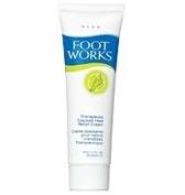 Avon Foot Works Therapeutic Cracked Heel Relief Cream 50ml