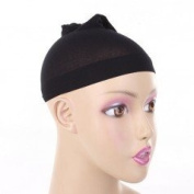 Wig Cap Black Single