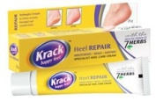 Krack Happy Feet Heel Repair Cream - With the Healing Power of 7 Herbs 50g