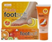 Oms'S Nanomed Finale Footsoft Cream 30G. Helps Improved Cracked Heels Within 3 Days