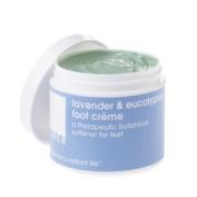 LATHER Lavender & Eucalyptus Foot Crème, 120ml Jar
