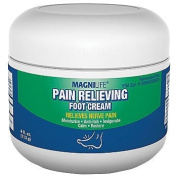 Magnilife Homoeopathic Pain Relieving Foot Cream with Natural Moisturisers