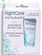 Justin Blair NightCare Heel Treatment Kit