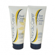 Nordic Care Hand Cream 180ml + Foot Cream 175ml