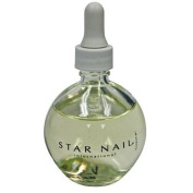 Star Nail 75 ml Aromatherapy Scented Cuticle Oil - Vanilla Berry