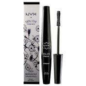 NYX Doll Eye Mascara Waterproof - Black