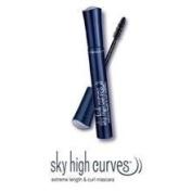 Maybelline Sky High Curves Washable Mascara, Soft Black 405