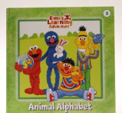 Elmo's Learning Adventure - Animal Alphabet [Hardback]