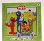 Elmo's Learning Adventure - Animal Alphabet [Hardback]
