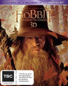 The Hobbit An Unexpected Journey  [Blu-ray]