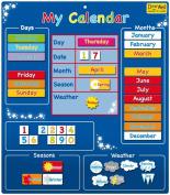 Doowell Magnetic My Calendar