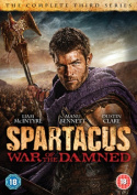 Spartacus - War of the Damned [Region 2]