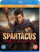 Spartacus - War of the Damned [Region B] [Blu-ray]