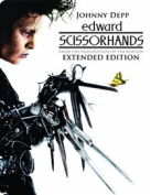 Edward Scissorhands [Region 2] [Blu-ray]