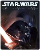 Star Wars Trilogy [Region 2] [Blu-ray]